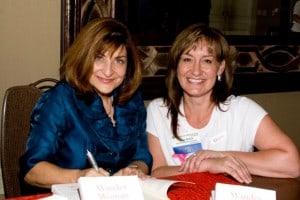 Dr. Marcia Reynolds and Lynda Bishop